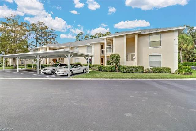 645 Squire Ct #103, Naples, FL 34104 (MLS #220075571) :: Medway Realty