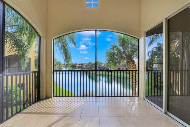 8573 Via Garibaldi Cir #201, Estero, FL 33928 (#220075602) :: The Dellatorè Real Estate Group