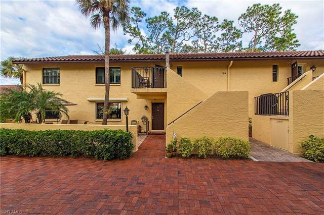 194 Albi Rd #8, Naples, FL 34112 (MLS #220075626) :: RE/MAX Realty Group