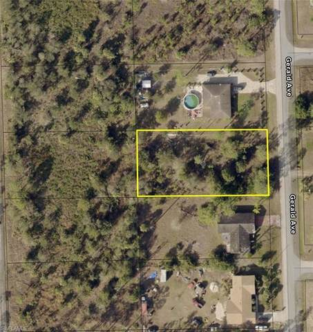 1009 Gerald Ave, Lehigh Acres, FL 33936 (MLS #220075787) :: RE/MAX Realty Group