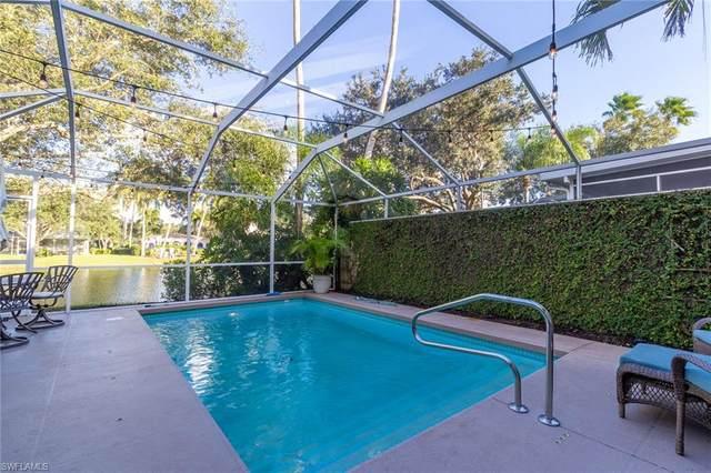 5689 Cove Cir #44, Naples, FL 34119 (#220075824) :: Caine Luxury Team