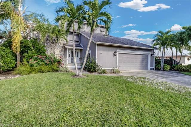 300 Sharwood Dr, Naples, FL 34110 (MLS #220075830) :: Clausen Properties, Inc.