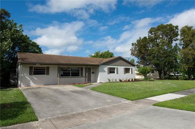 3387 Poinciana St, Naples, FL 34105 (MLS #220075900) :: Medway Realty