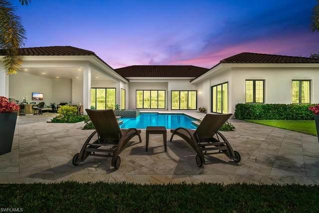 6351 Highcroft Dr, Naples, FL 34119 (MLS #220075985) :: Clausen Properties, Inc.