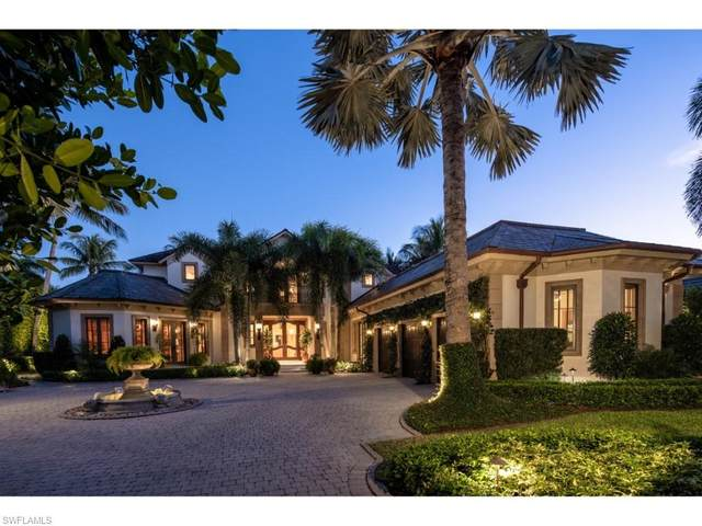 990 Admiralty Parade E, Naples, FL 34102 (MLS #220076253) :: Premier Home Experts