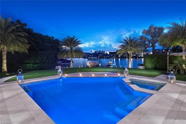250 Bahia Pt, Naples, FL 34103 (MLS #220076280) :: Eric Grainger | Engel & Volkers