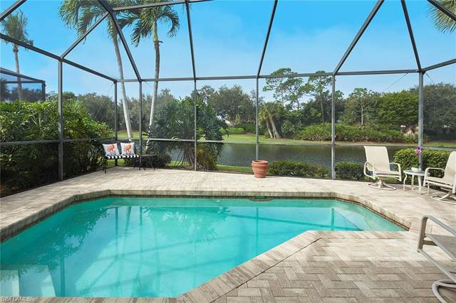 9255 Troon Lakes Dr, Naples, FL 34109 (#220076284) :: The Dellatorè Real Estate Group