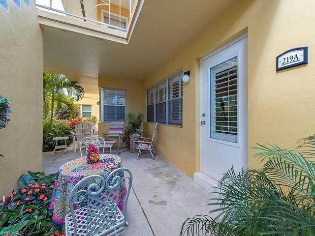 219 8th Ave S 219A, Naples, FL 34102 (MLS #220076444) :: Uptown Property Services