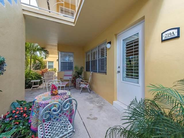 219 8th Ave S 219A, Naples, FL 34102 (MLS #220076444) :: Clausen Properties, Inc.