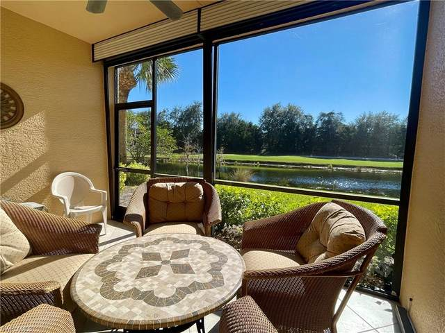 11101 Corsia Trieste Way #101, Bonita Springs, FL 34135 (MLS #220076486) :: Medway Realty