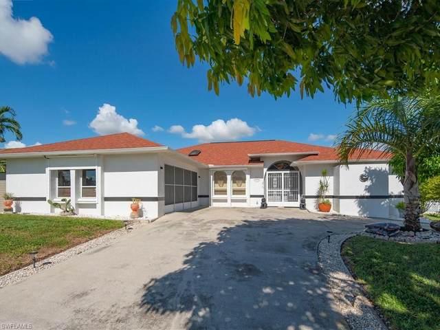2223 SE 10th Ln, Cape Coral, FL 33990 (MLS #220076556) :: Uptown Property Services