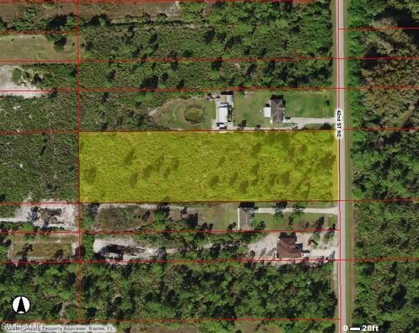 42nd St NE, Naples, FL 34120 (MLS #220076613) :: #1 Real Estate Services