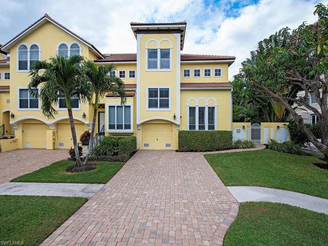 1060 5th St S #3, Naples, FL 34102 (MLS #220077001) :: Uptown Property Services