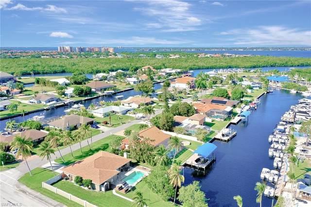 137 Placid Dr, Fort Myers, FL 33919 (MLS #220077010) :: #1 Real Estate Services