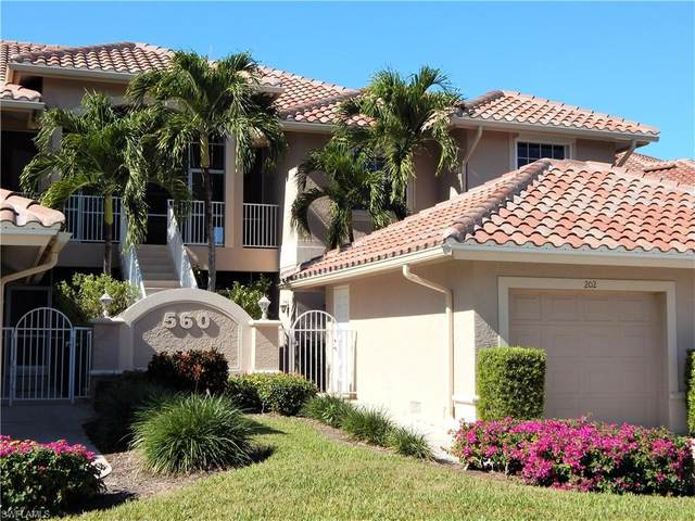 560 Club Marco Cir 6-202, Marco Island, FL 34145 (MLS #220077156) :: Clausen Properties, Inc.