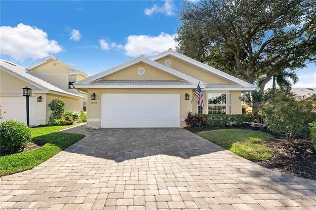 1584 Weybridge Cir #49, Naples, FL 34110 (MLS #220077381) :: Clausen Properties, Inc.