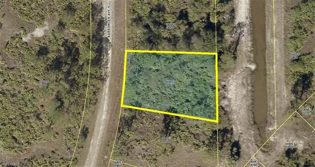 555 Barranger Ave S, Lehigh Acres, FL 33974 (MLS #220077889) :: RE/MAX Realty Group