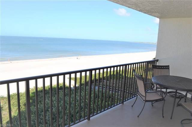 890 S Collier Blvd #605, Marco Island, FL 34145 (MLS #220078438) :: The Naples Beach And Homes Team/MVP Realty