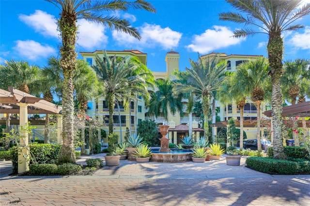 2738 Tiburon Blvd E B-501, Naples, FL 34109 (MLS #220078571) :: Domain Realty