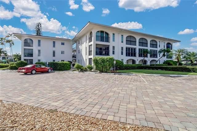 53 High Point Cir W #308, Naples, FL 34103 (#220078762) :: Vincent Napoleon Luxury Real Estate