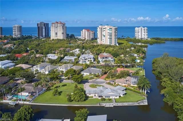 5234 Seashell Ave, Naples, FL 34103 (MLS #220078845) :: Domain Realty