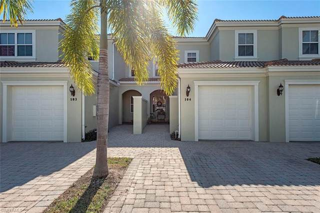 1325 Mariposa Cir 3-104, Naples, FL 34105 (MLS #220079124) :: Realty Group Of Southwest Florida