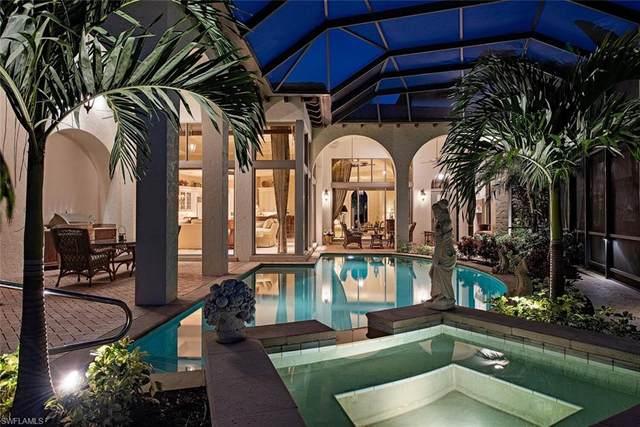 1363 Noble Heron Way, Naples, FL 34105 (MLS #220079800) :: BonitaFLProperties