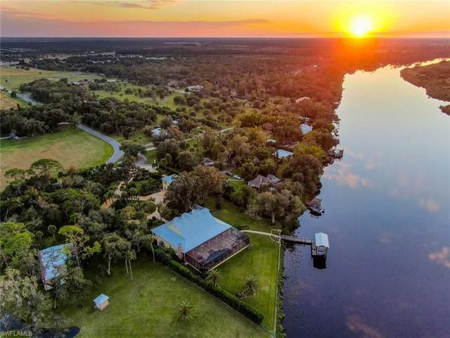 1980 Fort Denaud Rd, FORT DENAUD, FL 33935 (#220079929) :: Vincent Napoleon Luxury Real Estate
