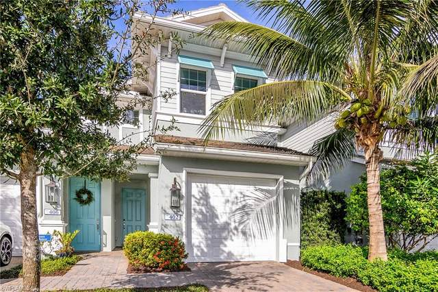 2343 Sheen Ln #402, Naples, FL 34120 (MLS #220080271) :: NextHome Advisors