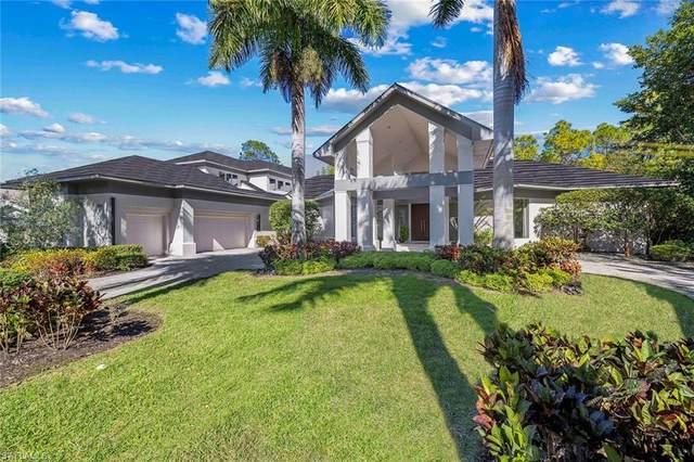 2701 Buckthorn Way, Naples, FL 34105 (MLS #220080343) :: Tom Sells More SWFL | MVP Realty