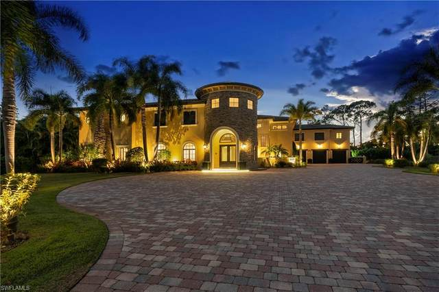 663 Hickory Rd, Naples, FL 34108 (MLS #220080683) :: BonitaFLProperties