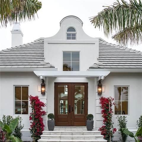 1019 Spyglass Ln, Naples, FL 34102 (MLS #220080686) :: Premier Home Experts
