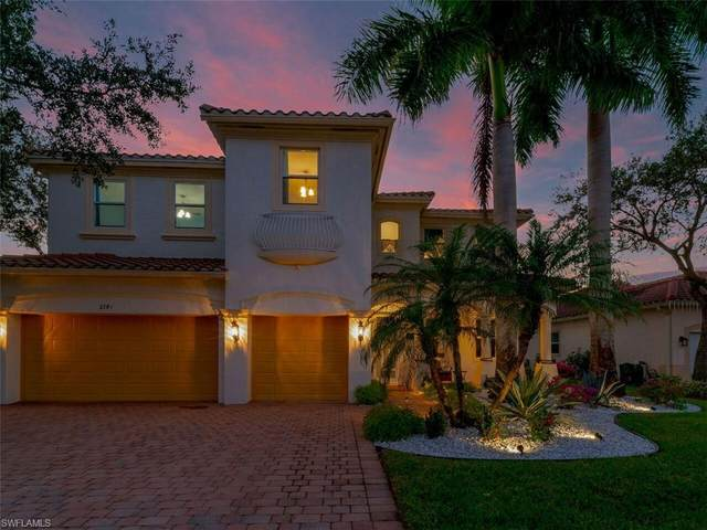 2181 Vardin Pl, Naples, FL 34120 (#220081711) :: Caine Luxury Team