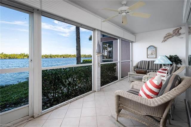 1045 Mainsail Dr #402, Naples, FL 34114 (#220081810) :: Vincent Napoleon Luxury Real Estate