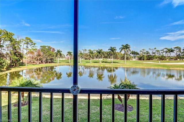 7360 Saint Ives Way #2201, Naples, FL 34104 (MLS #220081931) :: Realty Group Of Southwest Florida