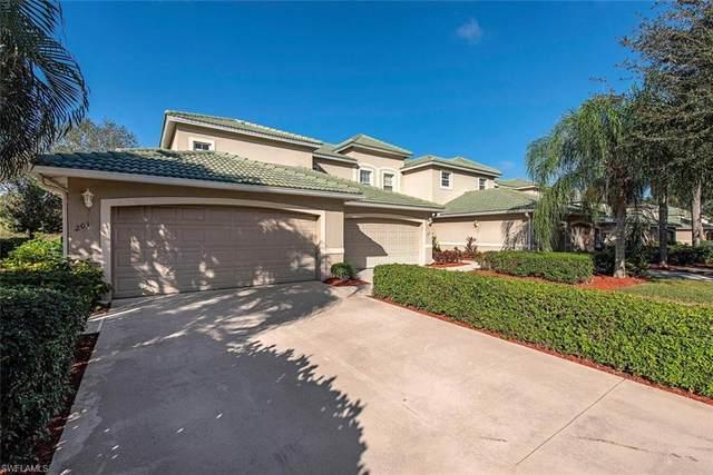 3485 Laurel Greens Ln S #101, Naples, FL 34119 (MLS #220081954) :: Clausen Properties, Inc.