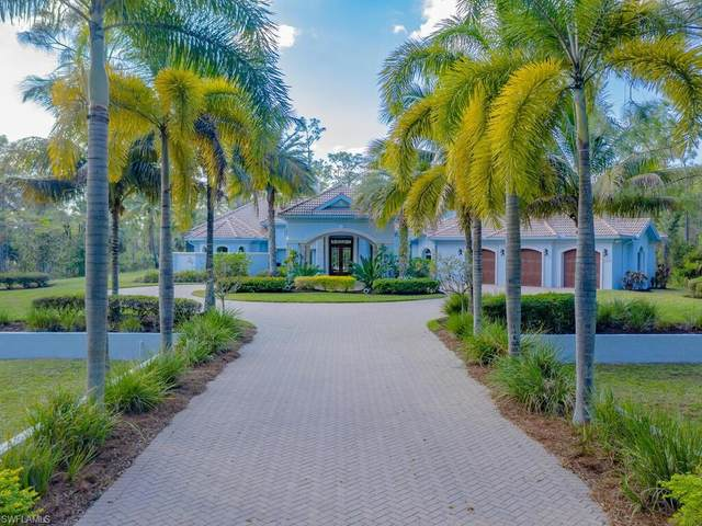 4529 Club Estates Dr, Naples, FL 34112 (#220081977) :: We Talk SWFL