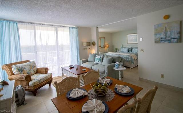 7300 Estero Blvd #402, Fort Myers Beach, FL 33931 (MLS #220082283) :: Realty Group Of Southwest Florida