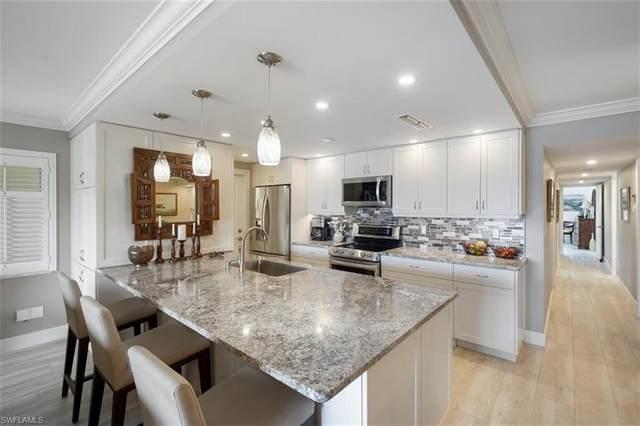 3000 Gulf Shore Blvd N #208, Naples, FL 34103 (#220082406) :: The Dellatorè Real Estate Group