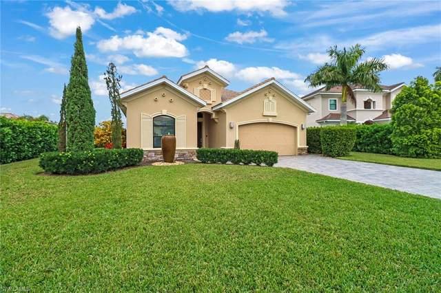 1523 Raffina Ct, Naples, FL 34105 (MLS #221000009) :: Domain Realty
