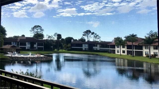 1600 Misty Pines Cir P-206, Naples, FL 34105 (MLS #221000073) :: BonitaFLProperties