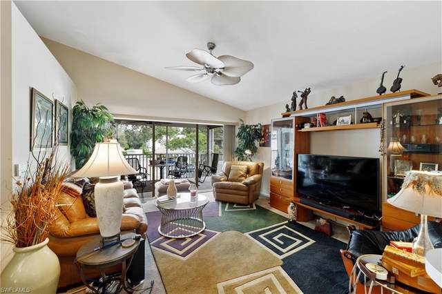 3720 Fieldstone Blvd #708, Naples, FL 34109 (#221000147) :: Vincent Napoleon Luxury Real Estate