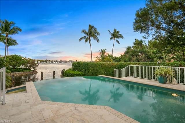 793 17th Ave S, Naples, FL 34102 (#221000236) :: Caine Luxury Team