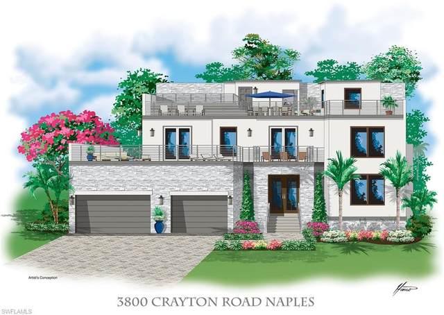 3800 Crayton Rd, Naples, FL 34103 (#221000285) :: Vincent Napoleon Luxury Real Estate