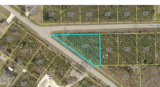3215 29th St W, Lehigh Acres, FL 33971 (MLS #221000748) :: Clausen Properties, Inc.