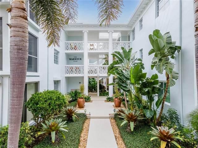 280 2nd Ave S #102, Naples, FL 34102 (#221000771) :: Caine Luxury Team