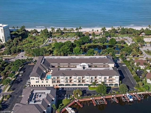 1400 Gulf Shore Blvd N #307, Naples, FL 34102 (MLS #221000841) :: Clausen Properties, Inc.