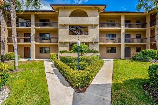 75 Saint Andrews Blvd A-103, Naples, FL 34113 (MLS #221000865) :: Realty Group Of Southwest Florida