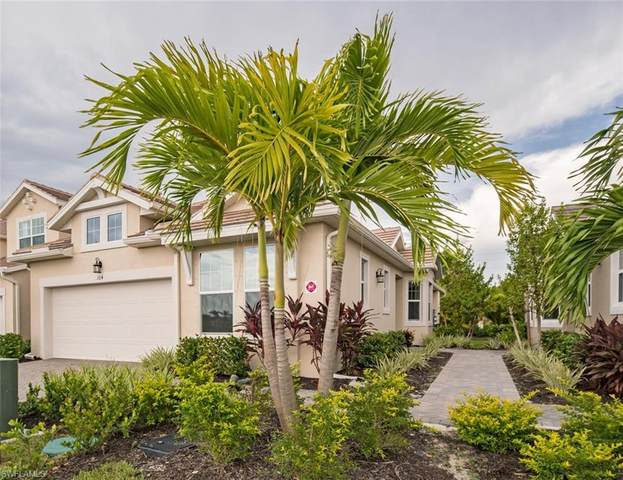 4631 Arboretum Cir #104, Naples, FL 34112 (MLS #221000944) :: Realty Group Of Southwest Florida