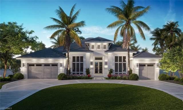 510 Starboard Dr, Naples, FL 34103 (#221000957) :: The Dellatorè Real Estate Group